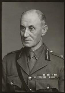 Sir Henry Cholmondeley Jackson, by Elliott & Fry - NPG x89954