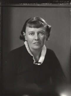 Margaret Ethel ('Storm') Jameson, by Elliott & Fry - NPG x89973