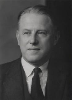 Sir Clifford George Jarrett, by Elliott & Fry - NPG x89979