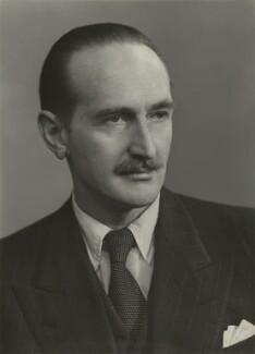 Hugh Gater Jenkins, Baron Jenkins of Putney, by Elliott & Fry,  - NPG x89999 - © National Portrait Gallery, London