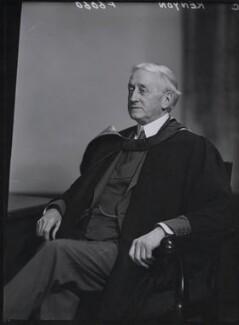 Sir Harold Vaughan Kenyon, by Elliott & Fry, 27 March 1945 - NPG x90104 - © National Portrait Gallery, London