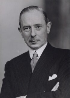 Sir Ivone Augustine Kirkpatrick, by Elliott & Fry, 25 February 1950 - NPG x90144 - © National Portrait Gallery, London