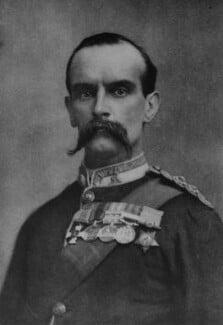 Frederick Lugard, 1st Baron Lugard, by Elliott & Fry - NPG x90369