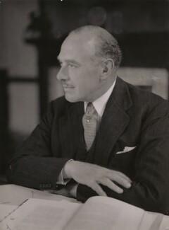Oliver Lyttelton, 1st Viscount Chandos, by Elliott & Fry - NPG x90396