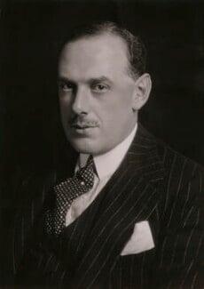 Oliver Lyttelton, 1st Viscount Chandos, by Elliott & Fry - NPG x90398