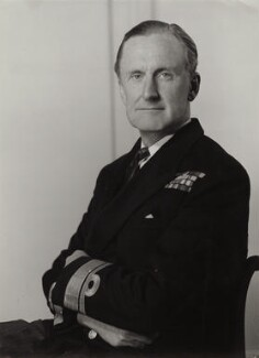 Sir Douglas Eric ('Deric') Holland-Martin, by Elliott & Fry - NPG x90540