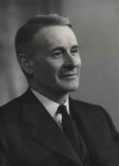 Sir John Cecil Masterman, by Elliott & Fry - NPG x90551