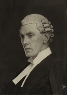 Sir Rhys Hopkin Morris, by Elliott & Fry - NPG x90728