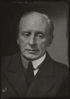 Charles McMoran Wilson, 1st Baron Moran, by Elliott & Fry - NPG x90732