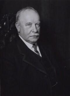 Sir Louis Arthur Newton, by Elliott & Fry - NPG x90864