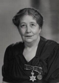 Sylvia Pankhurst, by Elliott & Fry - NPG x90892