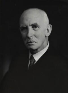 Sir Clifford Copland Paterson, by Elliott & Fry - NPG x90907