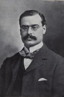 Sir (Cyril) Arthur Pearson, 1st Bt, copy by Elliott & Fry - NPG x90931