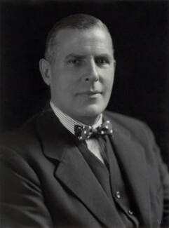 Sir Frederick Henry Richmond, 1st Bt, by Elliott & Fry - NPG x91133