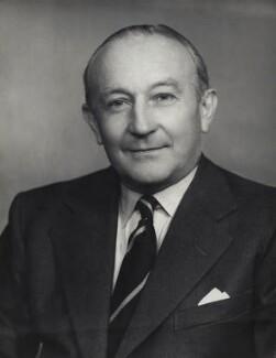 Sir Frank Kenyon Roberts, by Elliott & Fry - NPG x91160