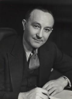 Sir Frank Kenyon Roberts, by Elliott & Fry - NPG x91161