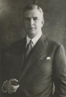 Roy Lister Robinson, 1st Baron Robinson, by Elliott & Fry - NPG x91192