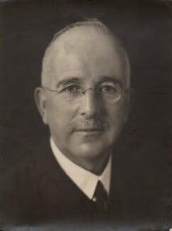 Ernest Henry Lamb, 1st Baron Rochester, by Elliott & Fry - NPG x91195