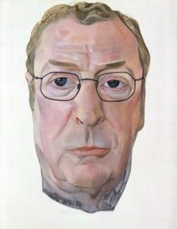 Michael Caine, by James Hague, 1998 - NPG 6411 - © National Portrait Gallery, London