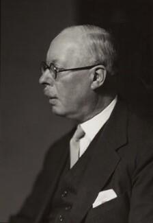 Sir Horace George Montagu Rumbold, 9th Bt, by Elliott & Fry - NPG x91254