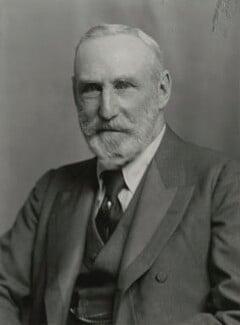William Waldegrave Palmer, 2nd Earl of Selborne, by Elliott & Fry - NPG x91361