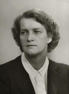 Evelyn Adelaide Sharp, Baroness Sharp, by Elliott & Fry - NPG x91382