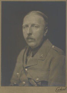 Ford Madox Ford, by E.O. Hoppé - NPG P706