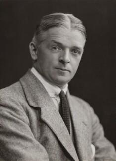 Percy Edward Thomas, by Elliott & Fry - NPG x91452