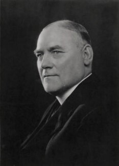 James Gilliland Simpson, by Elliott & Fry, after 1928 - NPG x91497 - © National Portrait Gallery, London
