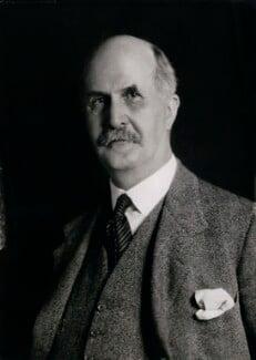 Sir William Henry Bragg, by Elliott & Fry - NPG x91512