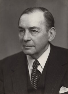 Sir Walford Hollier Turner, by Elliott & Fry - NPG x91549