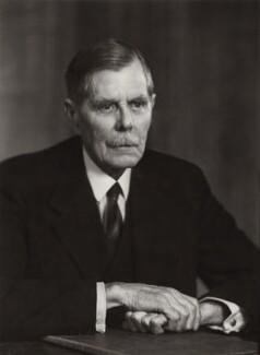 Hugh Montague Trenchard, 1st Viscount Trenchard, by Elliott & Fry - NPG x91566