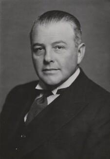Sir Godfrey Russell Vick, by Elliott & Fry - NPG x91597