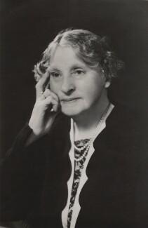 Annie Shepherd Swan (Mrs Burnett Smith), by Elliott & Fry - NPG x91614
