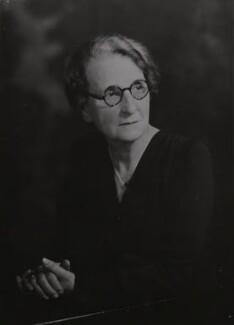 Martha Annie Whiteley, by Elliott & Fry - NPG x91765