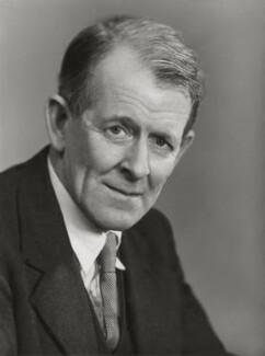 Sir James Calvert Spence, by Elliott & Fry - NPG x91921