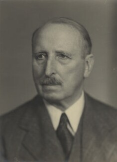 Sir Edmund Ivens Spriggs, by Elliott & Fry - NPG x91934