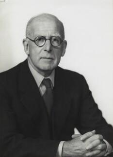 Sir Douglas Veale, by Elliott & Fry - NPG x91996