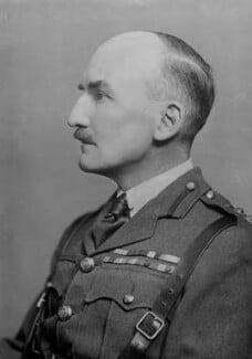 Sir John Frederick Charles Fuller, by Elliott & Fry, 1945 - NPG x92542 - © National Portrait Gallery, London