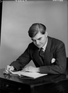 Aneurin Bevan, by Elliott & Fry, 1945 - NPG x92564 - © National Portrait Gallery, London
