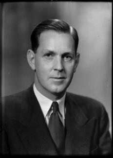 Sir Keith Courtney Acutt, by Elliott & Fry, 6 August 1947 - NPG x92721 - © National Portrait Gallery, London