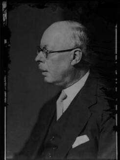 Sir Horace George Montagu Rumbold, 9th Bt, by Elliott & Fry - NPG x95414