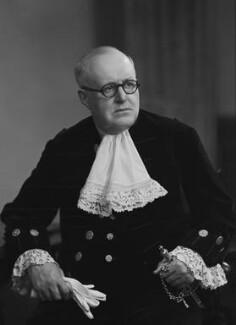 Arthur Davis Burton, by Elliott & Fry - NPG x99103
