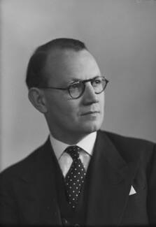 Austin Richard William ('Toby') Low, 1st Baron Aldington, by Elliott & Fry - NPG x99209