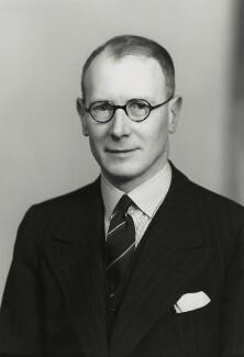 John Frederick Wolfenden, Baron Wolfenden, by Elliott & Fry - NPG x99225
