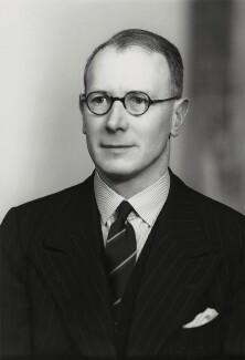 John Frederick Wolfenden, Baron Wolfenden, by Elliott & Fry - NPG x99226