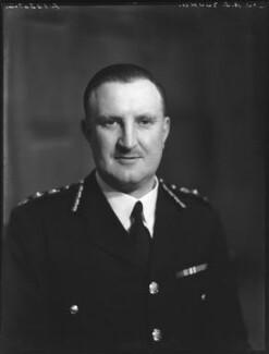 Sir Arthur Edwin Young, by Elliott & Fry - NPG x99317