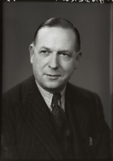 Edward William Anderson, by Elliott & Fry, 1950 - NPG x99634 - © National Portrait Gallery, London