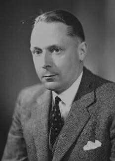Harold Arthur Watkinson, 1st Viscount Watkinson, by Elliott & Fry - NPG x99710
