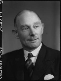 Harold Everard Monteagle Barlow, by Elliott & Fry - NPG x99748